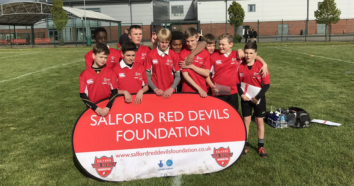 Foundation Host Sky Try School Festival